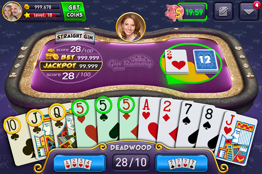 Gin Rummy Plus 7.12.2 screenshots 1