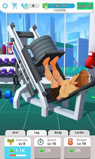 Muscle Tycoon 3D: MMA Boxing 1.3.9 screenshots 3