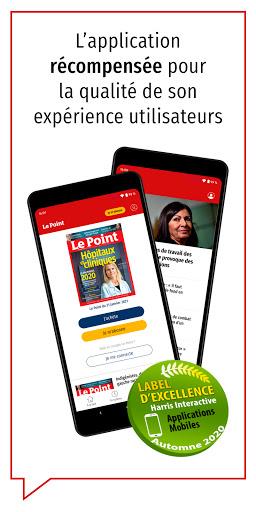 Le Point : journal, actualitu00e9s et infos en continu android2mod screenshots 8