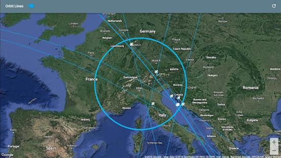 Satellite Tracker