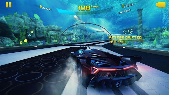 Asphalt 8 Airborne – Mega MOD 6