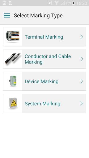 PHOENIX CONTACT MARKING system 3.0 screenshots 2