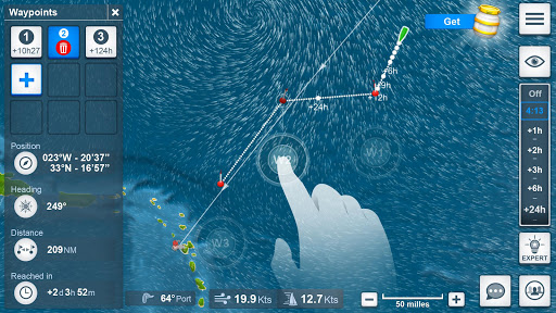 Virtual Regatta Offshore apklade screenshots 2