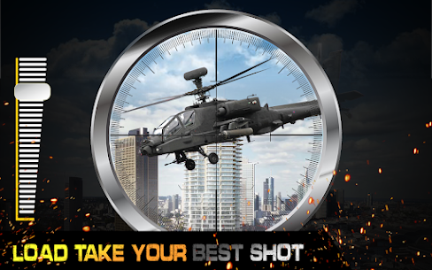 Realistic Sniper Shooter 3D – FPS Shooting 2021 3