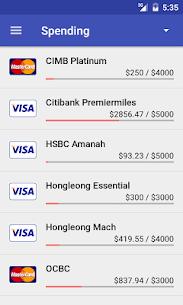 Credit Card Manager Pro APK 4