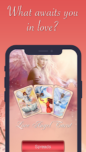 Love Angel Tarot For Pc (Windows And Mac) Free Download 1
