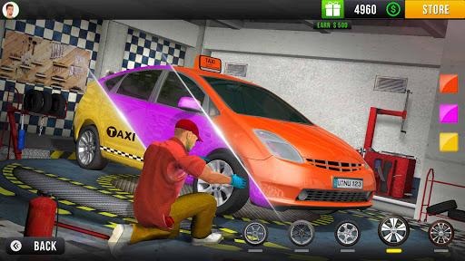 Modern Taxi Drive Parking 3D Game: Taxi Games 2021 1.1.13 Screenshots 12