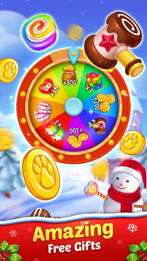Cake Smash Mania - Swap and Match 3 Puzzle Game  screenshots 5
