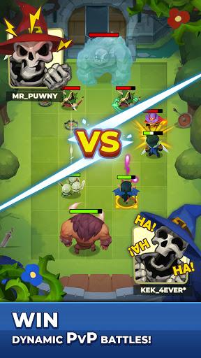 Evil Tower Defense: PvP Castle Battle  screenshots 5