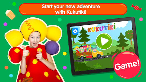 Kukutiki: Cars for Kids. Truck Games & Car Wash 1.5.2 screenshots 1