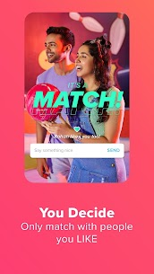 Tinder – Match. Chat. Date. Your Way. 4