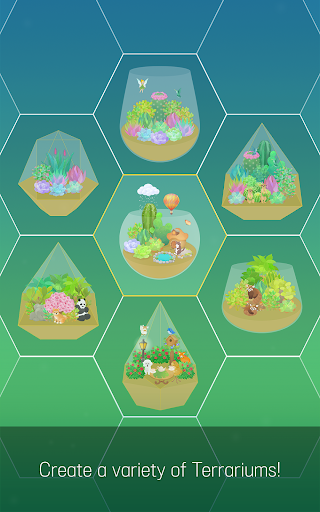 My Little Terrarium - Garden Idle apktram screenshots 12