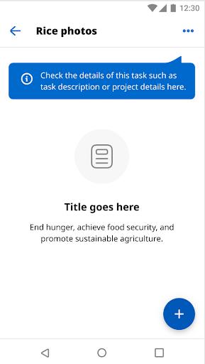 Data Collection App screenshot 3
