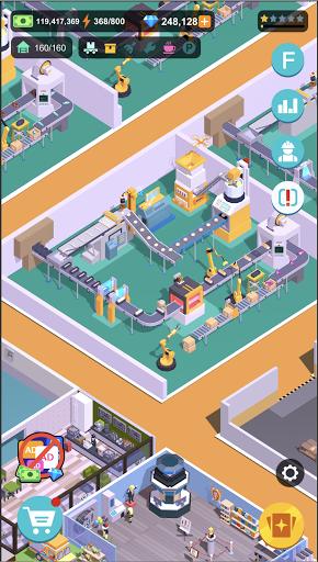 Idle Food Factory 1.2.1 screenshots 9