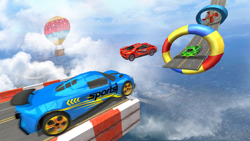 Mega Ramp Stunts u2013 New Car Racing Games 2021 screenshots 5
