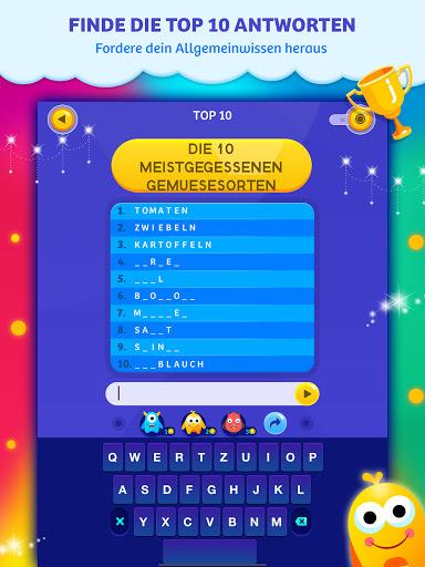 Top 10 Trivia Quiz - Quizfragen 1.16 screenshots 14