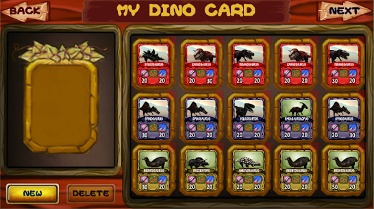 Dino King  Card For Pc – Free Download For Windows And Mac 2