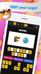 Guess The Emoji - Trivia and Guessing Game! screenshots 4