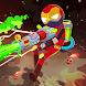 Stickman Destroy - Super Warriors Destruction - Androidアプリ
