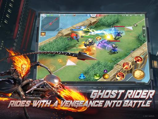 MARVEL Super War goodtube screenshots 19
