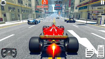 Car Racing Game :Formula Racing New Car Games 2021