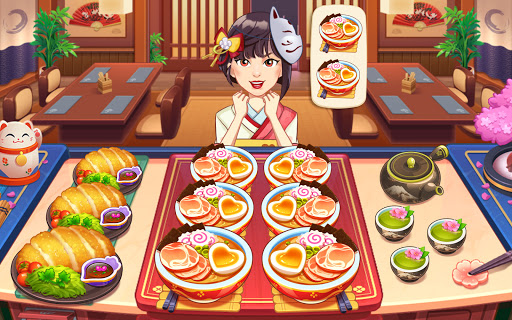 Cooking Master Life : Fever Chef Restaurant Game  Screenshots 8