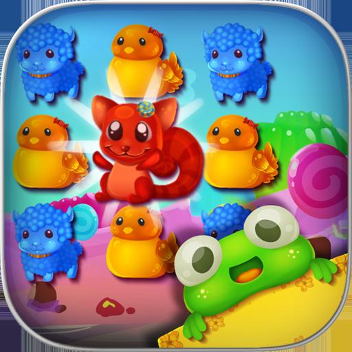 Baixar Jelly Pets: Amazing Match 3 para Android