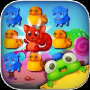 Jelly Pets: Amazing Match 3