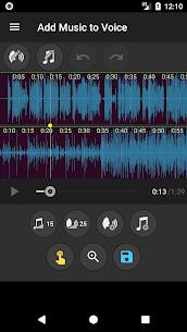 Add Music to Voice (PREMIUM) 2.0.4 Apk 3