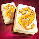 Mahjong Treasures - free 3d solitaire quest game - Androidアプリ