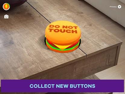Non toccare screenshot