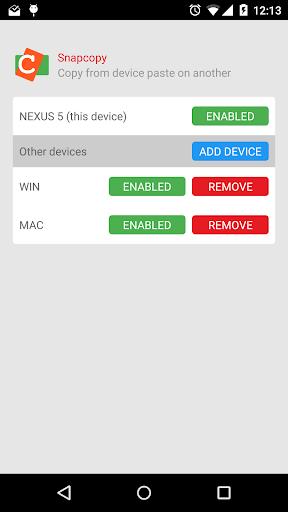 snapcopy - paste anywhere screenshot 2