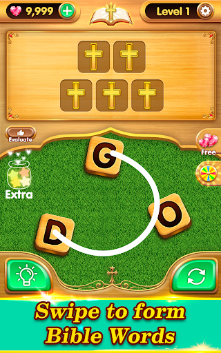 Bible Word Puzzle - Free Bible Word Games 2.11.29 screenshots 9