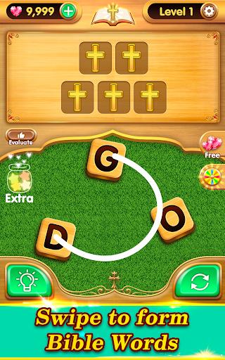 Bible Word Puzzle - Free Bible Word Games  screenshots 9