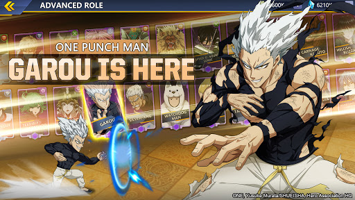 One-Punch Man: Road to Hero 2.0 2.3.2 screenshots 7