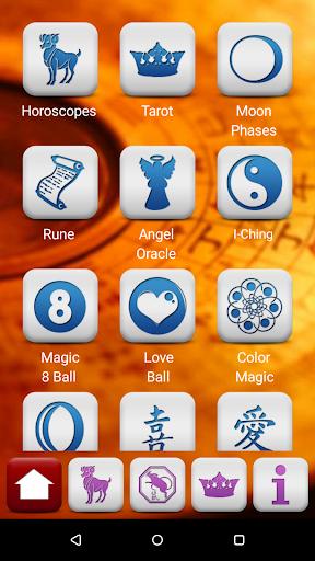 Horoscope and Tarot apktram screenshots 17