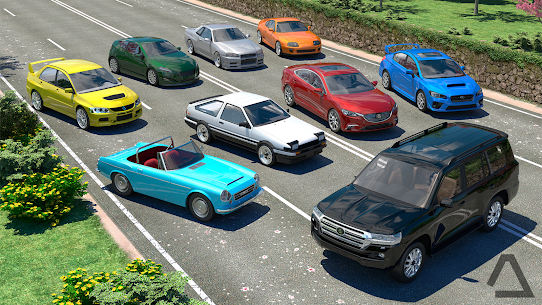 Driving Zone: Japan MOD (Unlimited Money) 1