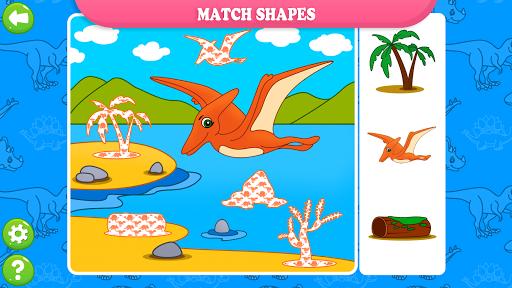 Dinosaur Puzzles for Kids  screenshots 5