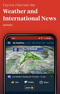 Haystack News Mod Apk (Mobile/Android TV/No Ads) 5