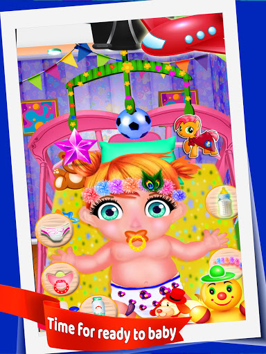 Newborn Baby Mommy Games - Pregnant Mom Simulator screenshots 15