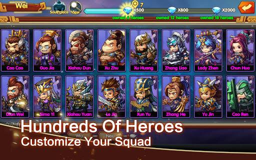 Three Kingdoms: Romance of Heroes 1.5.0 screenshots 21