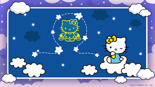 Hello Kitty: Good Night 1.1.2 screenshots 3