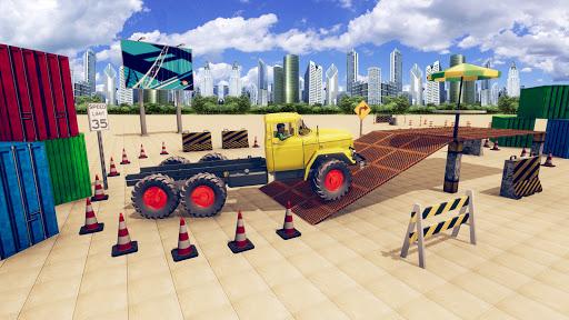 Pro Truck Parking Simulator 1.0 screenshots 1