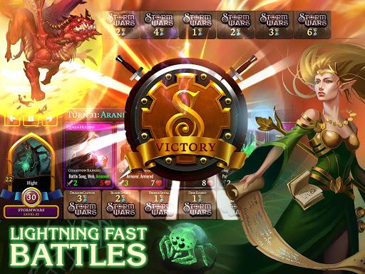 Storm Wars CCG  screenshots 12