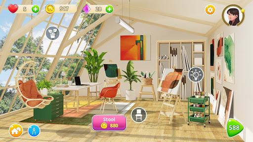 Homecraft - Home Design Game  screenshots 8