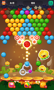 Bubble shooter island - Pop, Blast & puzzle game