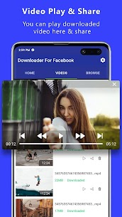 Video Downloader for Facebook – Copy & Save Videos 1