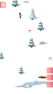 Endless Mountain: A Snowboarding Game Hack Cheats (iOS & Android) 5