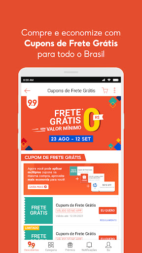Shopee: Compre Online no 9.9 android2mod screenshots 3