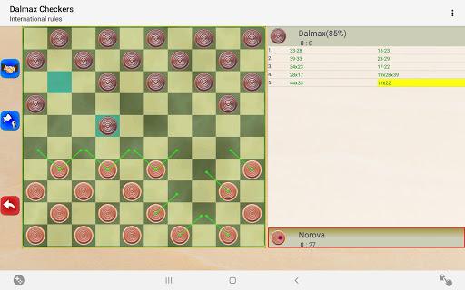 Checkers by Dalmax 8.2.0 Screenshots 14